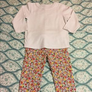 Cute outfit size 2t
